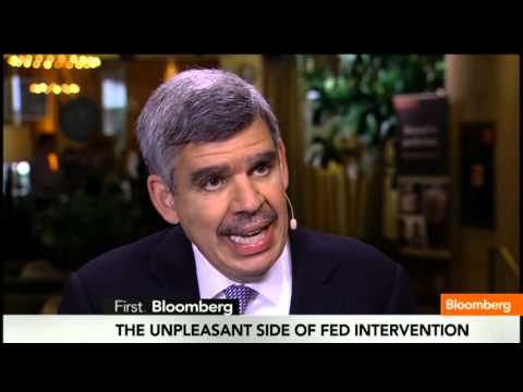 Mohamed El-Erian: U.S. Economy Weakening Yet Again