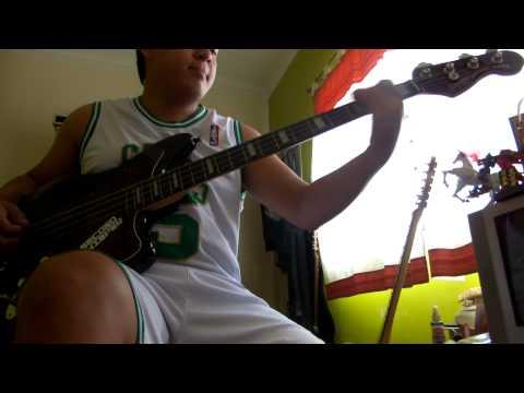 Tanpamu - Amir Jahari (Bass Cover)