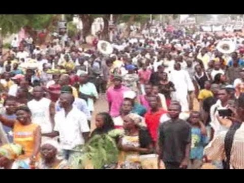 Nigerian citizens evacuated from Central African Republic
