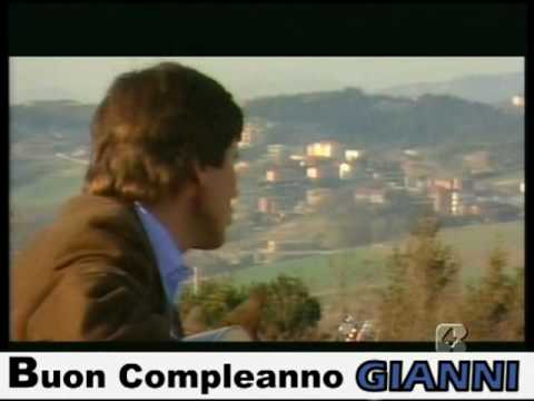 Gianni Morandi - La mia vita va (Buon compleanno Gianni - 11/12/2010)