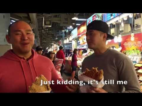 Johnny's Guide to Taiwan - Part 1 - Night Market Street Food