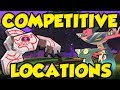 BEST COMPETITIVE POKEMON LOCATIONS In Pokemon Sword and Shield - Rare Pokemon Location Guide