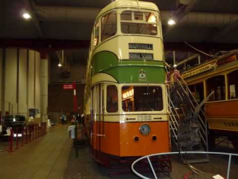 Glasgow Transport Museum.