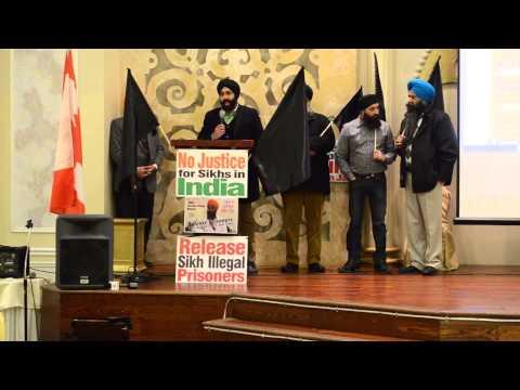 Punjabi Post- Harkirat Singh at Bhai Gurbaksh Singh Khalsa Event