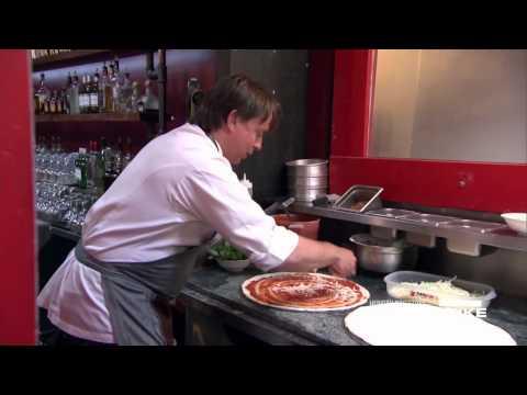 Hungry Investors: Chef John Besh: Pizza Master