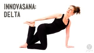 Innovasana (Innovative Yoga Asana): Delta