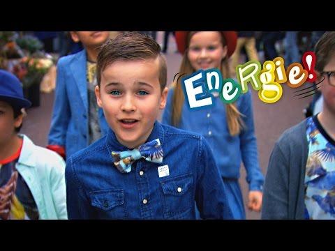 Kinderen voor Kinderen - Energie! (Officiële videoclip)