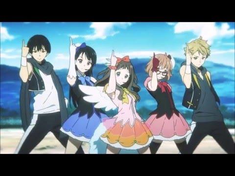 Kyoukai no Kanata (Beyond The Boundary) Yakusoku No Kizuna - Future Star - Full Dance Animation Only