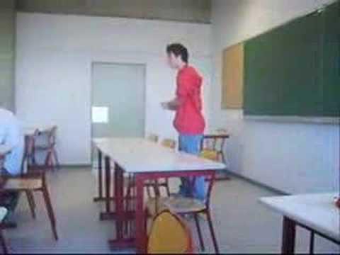 Comment faire craquer un prof