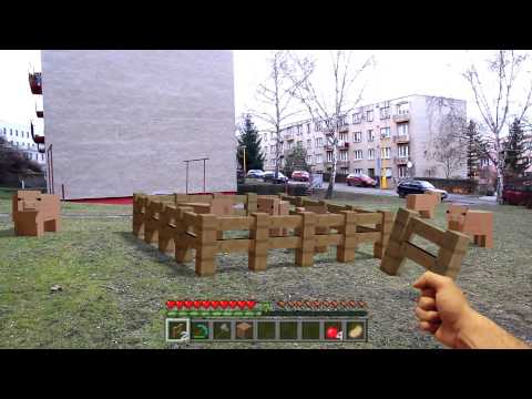 Minecraft Pig Or Cow Farm With Auto-Cooker Tutorial | How ...