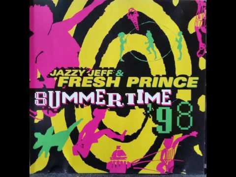 DJ Jazzy Jeff & The Fresh Prince  Summertime 98 SoulPower Instrumental