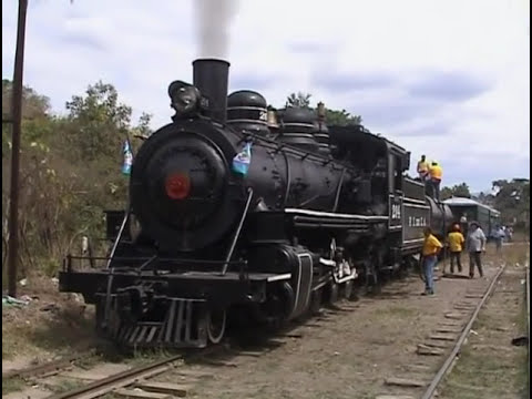 Steam in Guatemala part 1 of 2