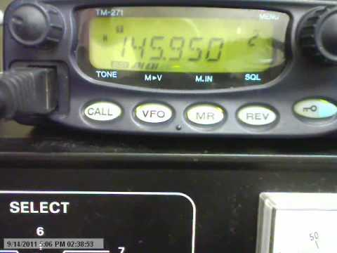 ARISSat-1 amateur radio satellite reception A41NW 14-09-2011