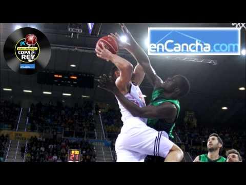 Felipe Reyes - Post final Copa del Rey 2015 - 22/02/2015