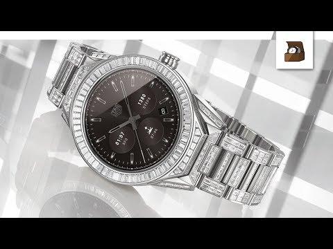 Teuerste Luxus Smartwatch von Tag Heuer // Deutsch // FullHD