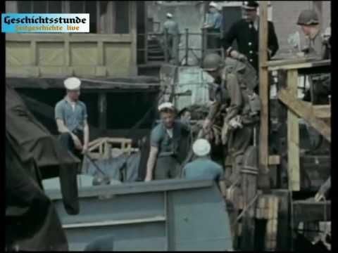 Frankreich 1944 (unkommentiert & in Farbe)