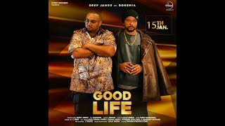 Good Life– Deep Jandu ft. Bohemia _ New Full song poster how to make in Adobe Photoshop CC