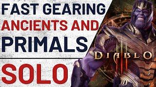 Fast Gearing SOLO Guide - Diablo III