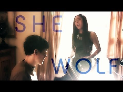 she Wolf (falling To Pieces) - David Guetta Ft Sia (kim Viera & Kurt Schneider Cover) video
