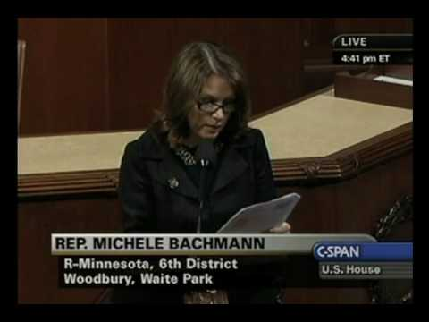 Rep. Bachmann & Sex Clinics: The Sequel video