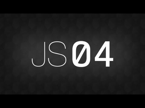 Javascript-джедай #4 - Типы данных и переменные
