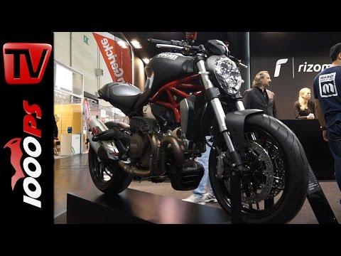 Rizoma Ducati Monster 1200   Zubeh�r 2015