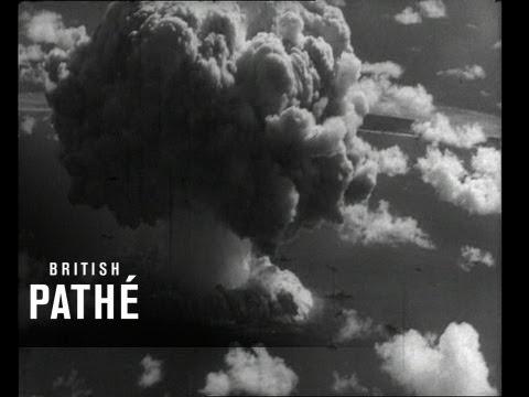 Hiroshima Atomic Bomb (1945)