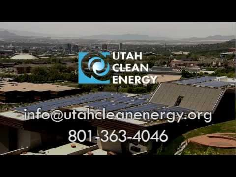 Utah Clean Energy: Natural History Museum Solar Farm