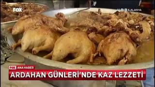 Ardahan Günleri'nde Kaz Lezzeti . İstanbul