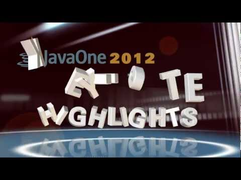 JavaOne 2012 Technical Keynote Highlights
