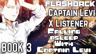 (Captain Levi X Listener) ||| ANIME ASMR ||| ?Falling Asleep With Captain Levi?