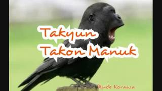 Download Lagu Takyun - Takon Manuk Gratis STAFABAND