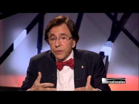 Elio Di Rupo sur TV5MONDE : Les déclarations
