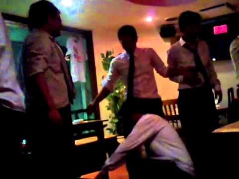 NEPALI DANCE IN ASHOK BAR