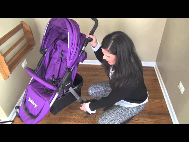 Joovy 2014 Scooter Stroller Review by Baby Gizmo