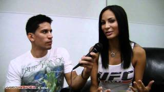 Getting to know Pride FC's hostess Kenda Perez