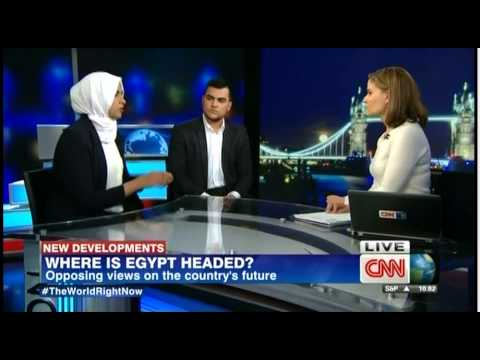 Fatima Said and Ramez Gadelrab debate Egypt Coup / El-Sisi one year on