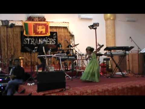 Strangers Live In Thumrait Sinhala Musical Show 2014 (sampath) video
