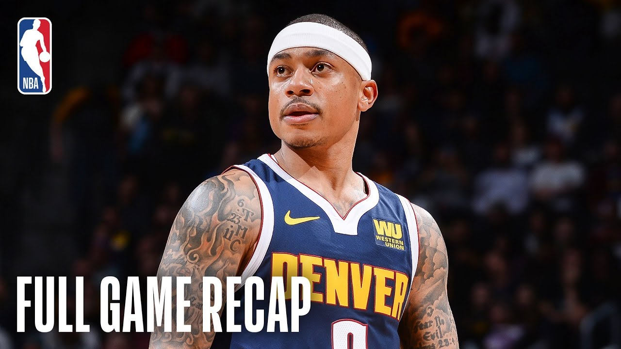 KINGS vs NUGGETS | Isaiah Thomas Makes Debut, Jokic Wins It Late | February 13, 2019