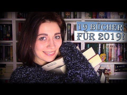 19 BÜCHER FÜR 2019 | Diese Bücher möchte ich lesen!