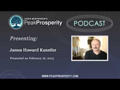 James Howard Kunstler: The Dangers of the Age of Delusion