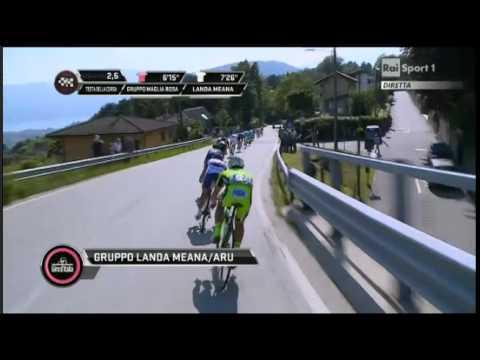 Giro d'Italia 2015 stage 18