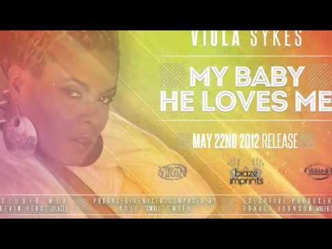 Viola Sykes* Viola - He Is Lord