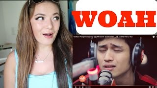 "Michael Pangilinan covers ""Lay Me Down"" REACTION  (Sam Smith)  - Reaction Video  from Joanna Snedden"