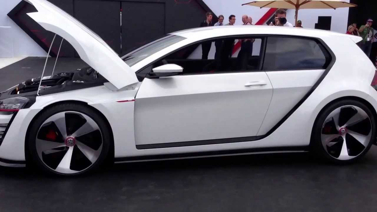 vw golf design vision gti 2k13 youtube. Black Bedroom Furniture Sets. Home Design Ideas