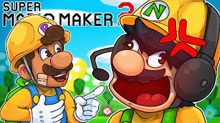 The Worst, Super Mario Maker 2, Idiots EVER!