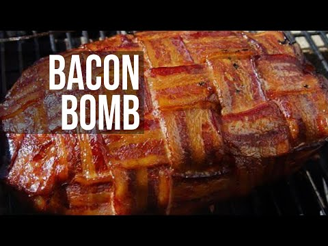 Bacon Bomb Explosion Recipe By The Bbq Pit Boys