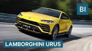 Lamborghini Just Unleashed The Fastest SUV In The World