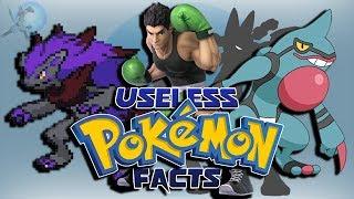 20 More Useless Pokémon Facts