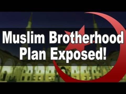 Muslim Brotherhood Plan Exposed! | Erick Stakelbeck | It's Supernatural with Sid Roth